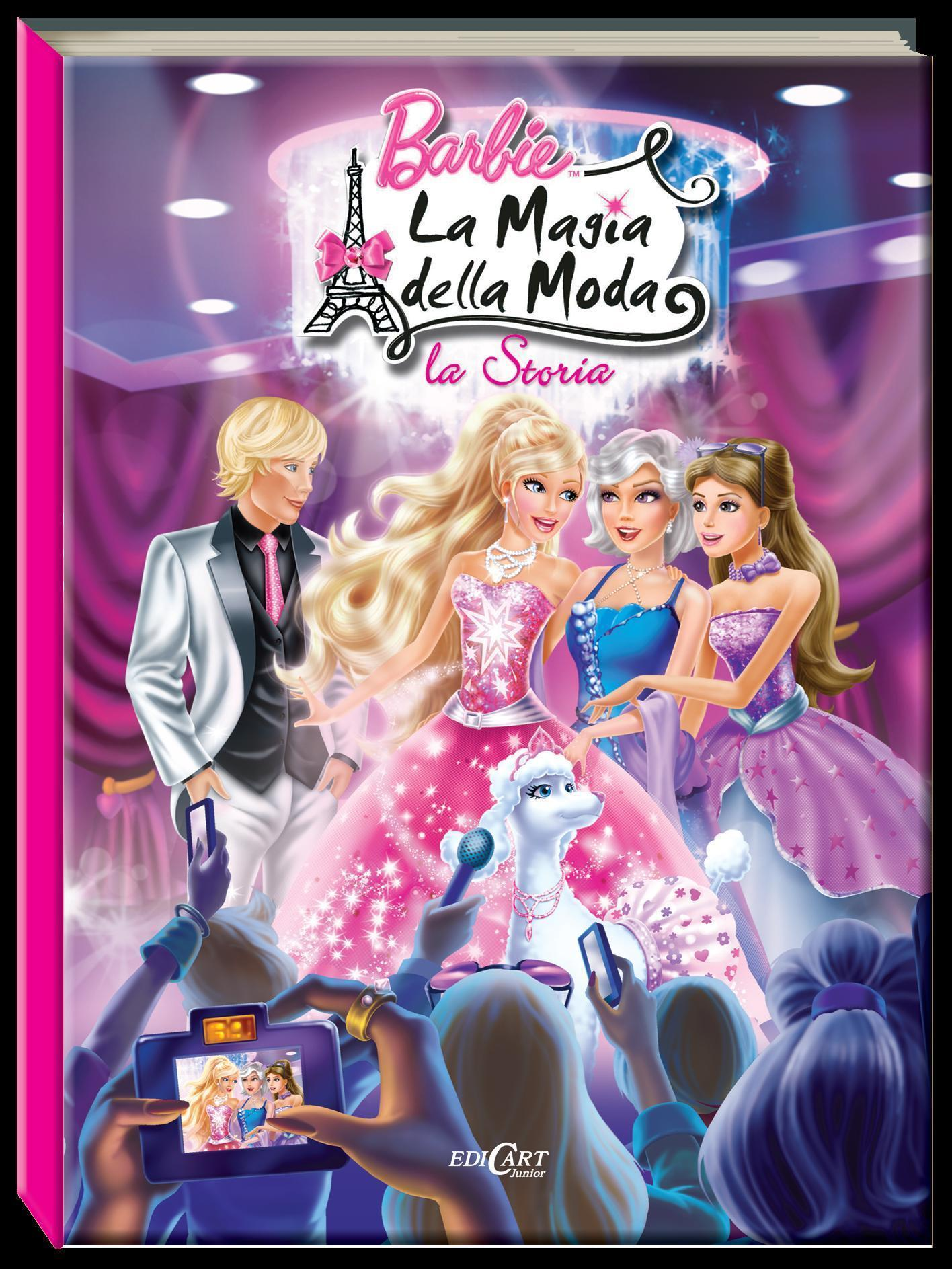 Barbie A Fashion Fairytale Full Movie In English Barbie Fashion Fairytale