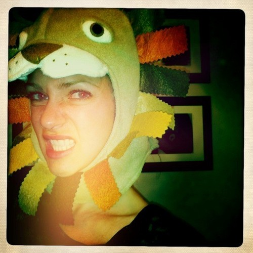 A.J.'s halloween