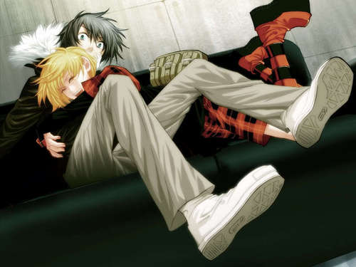 Akira and Rin