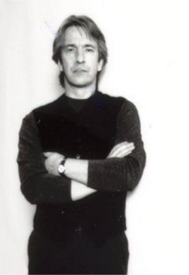 Alan Rickman wolpeyper probably containing a portrait titled Alan photoshoot :*