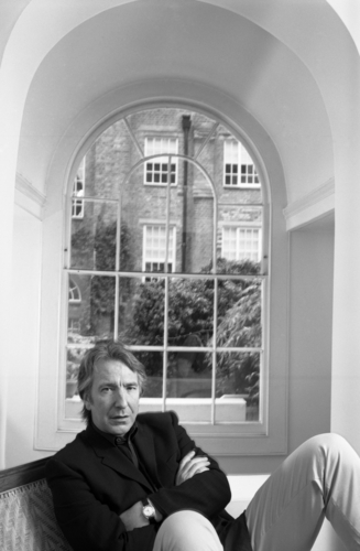 Alan photoshoot :* - alan-rickman Photo