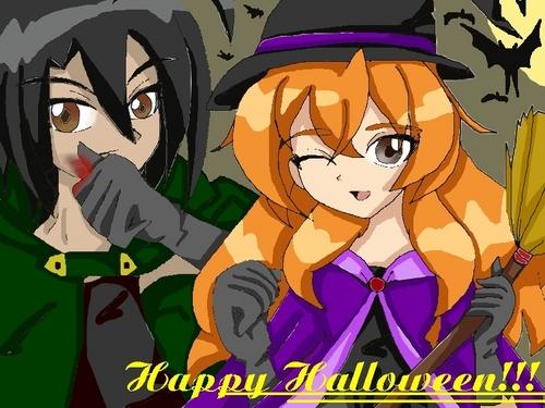 AliceXShun- Happy हैलोवीन
