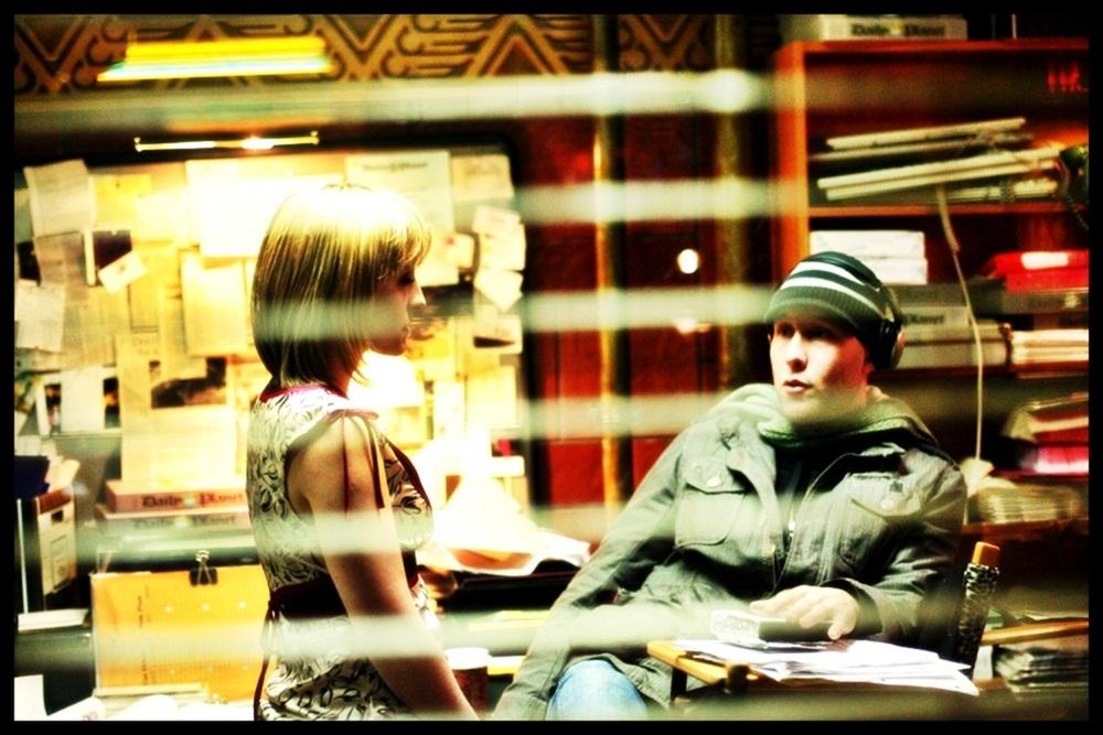 Michael Rosenbaum Images Allison Mack & Michael Rosenbaum