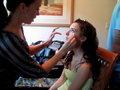 Alyssa In Make-Up
