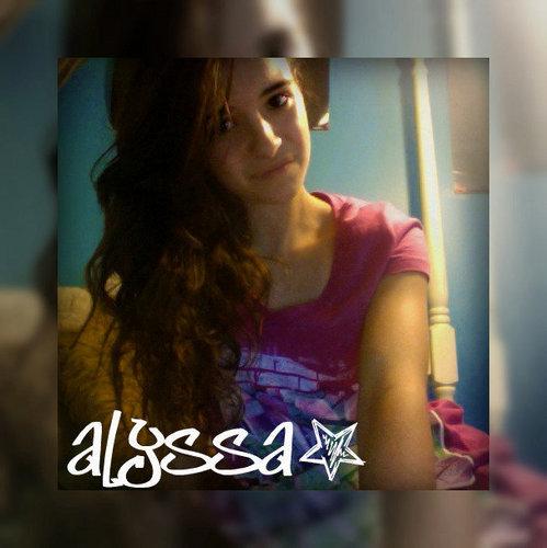 Alyssa Is A Shining stella, star