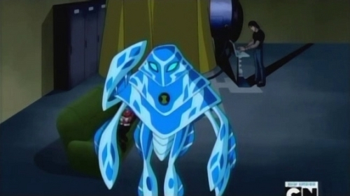 Ben 10 Ultimate Alien hình nền entitled AmpFibian