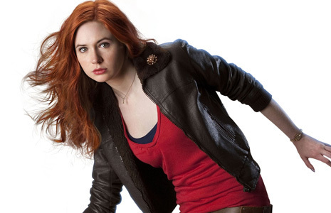 Amy Pond Обои with tights and a legging titled Amy Pond