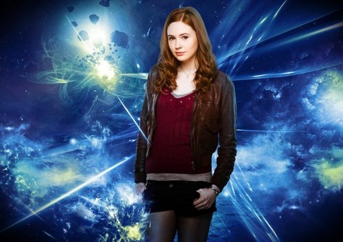 Amy Pond پیپر وال probably containing a کنسرٹ titled Amy Pond
