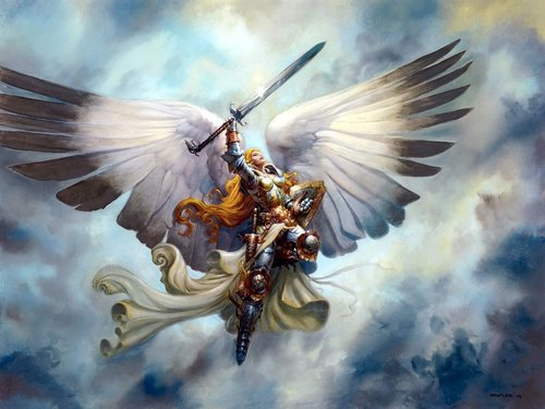 Angels images Angel Of Protection HD wallpaper and background photos
