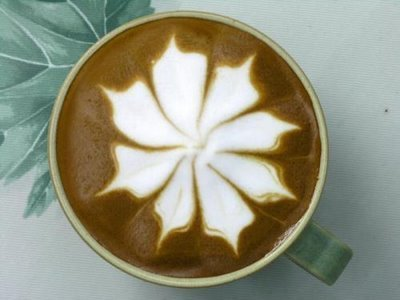 Artistic coffees :)