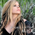 Avril Lavigne - Alice [My FanMade Single Cover] - anichu90 fan art