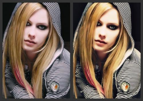 Avril - ROCKS !