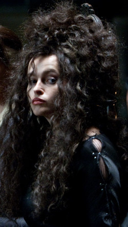 Bellatrix Lestrange aka BEST MOVIE CHATACTER EVER!