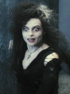 Bellatrix Lestrange aka BEST MOVIE CHATACTER EVER!