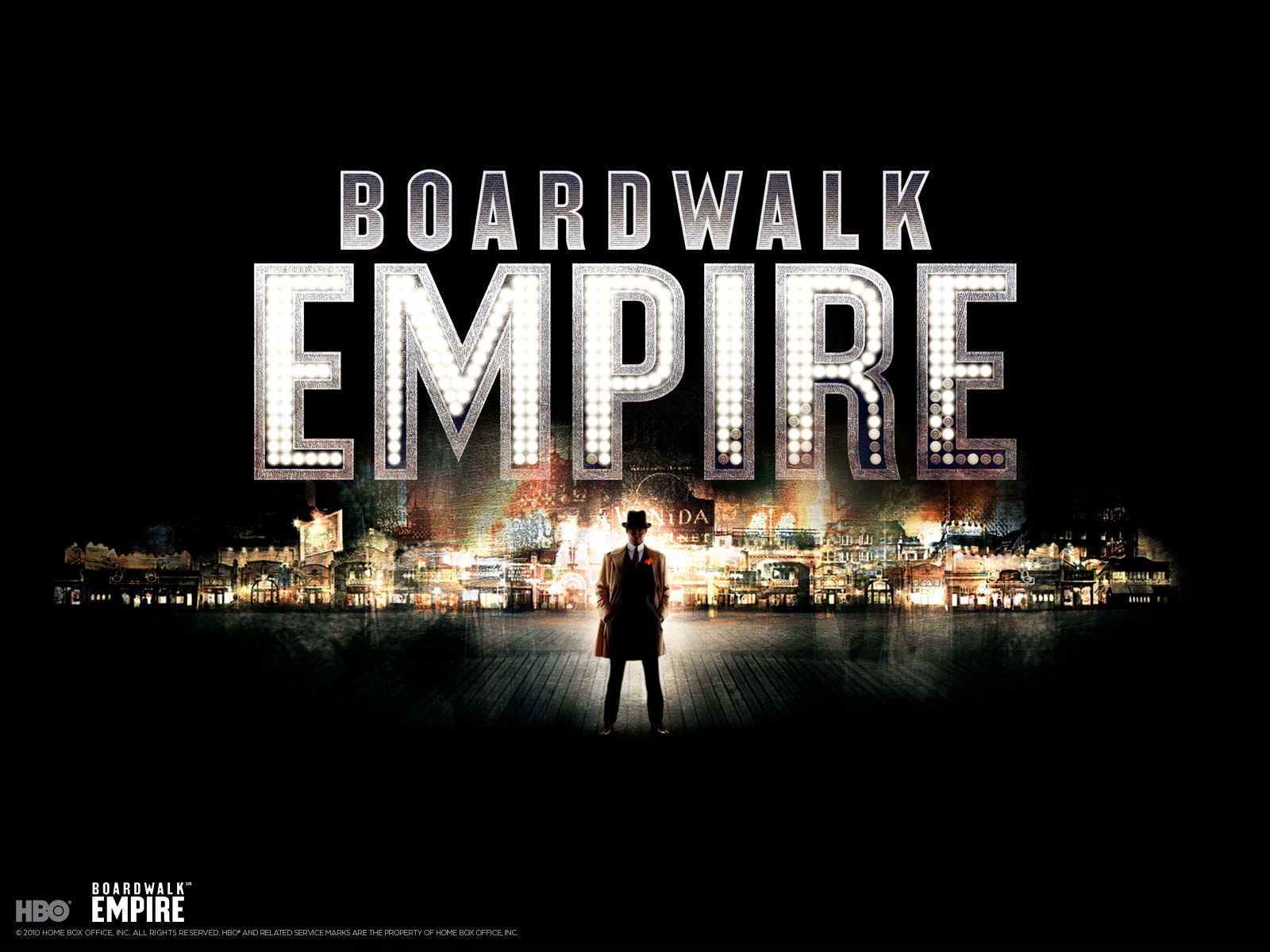 Boardwalk Empire - Season 1 (2010)Boardwalk Empire