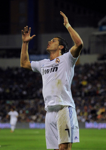C. Ronaldo (Hercules - Real Madrid)