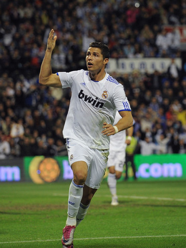 C. Ronaldo (Hercules - Real Madrid)