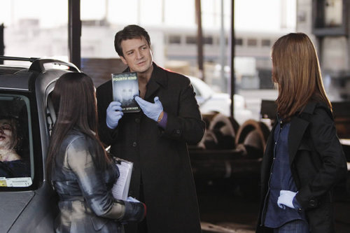 Castle_3x09_Close Encounters of the Murderous Kind_Promo pics