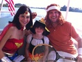 Catherine & Family halloween disney