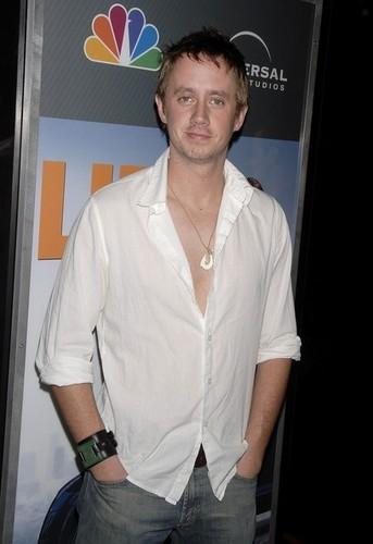 Chad @ 'Life' Premiere - 2007