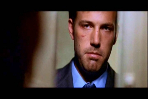 Ben Affleck wallpaper with a business suit called Changing Lanes