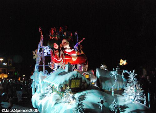クリスマス Parade