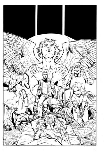 Clary's Dream [Graphic Novel]