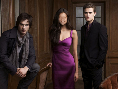 Damon, Me & Stefan