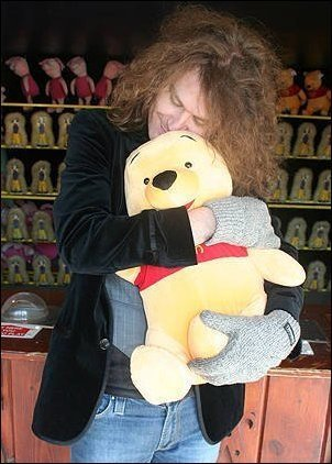 Dave and Pooh