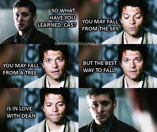 Dean & Cas