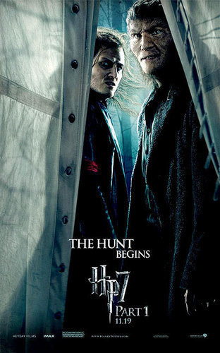 Deathly Hallows Poster: Snatchers