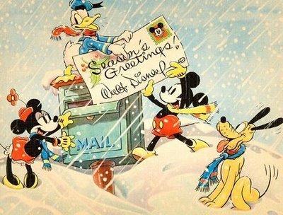 Дисней Рождество :)