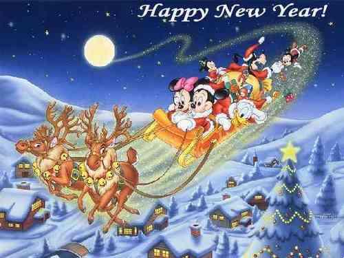Disney Weihnachten :)