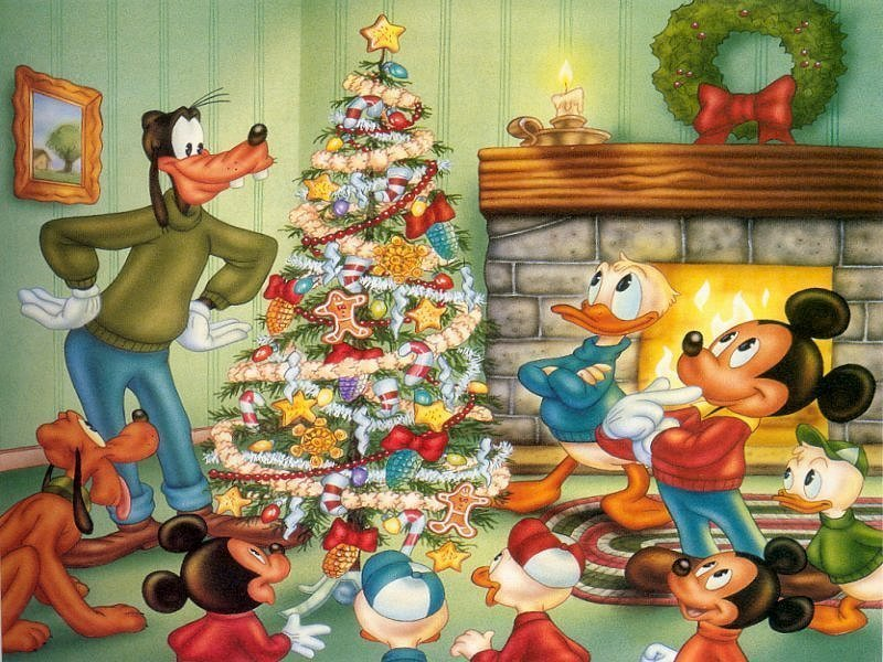 Disney Christmas :)