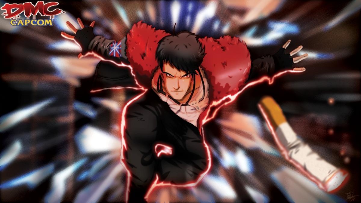 Dmc Dante Devil May Cry 5 Fan Art 16681411 Fanpop
