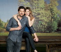 Ellen and Patrick's TV Guide Photoshoot - dr-derek-shepherd photo