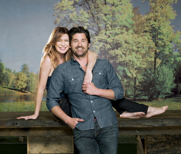 Ellen and Patrick's TV Guide Photoshoot - ellen-pompeo photo