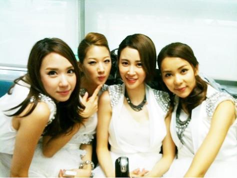 Lynn, Minha, Sam & Jaekyung