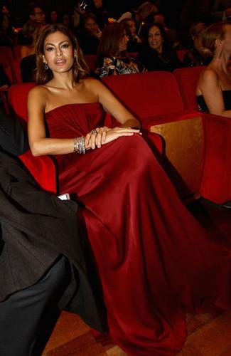 Eva Mendes - La dolce vita - World Restoration Premiere - Inside
