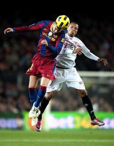 FC Barcelona - FC Sevilla 5:0