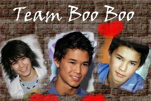Boo Boo Stewart wallpaper titled Fan Art