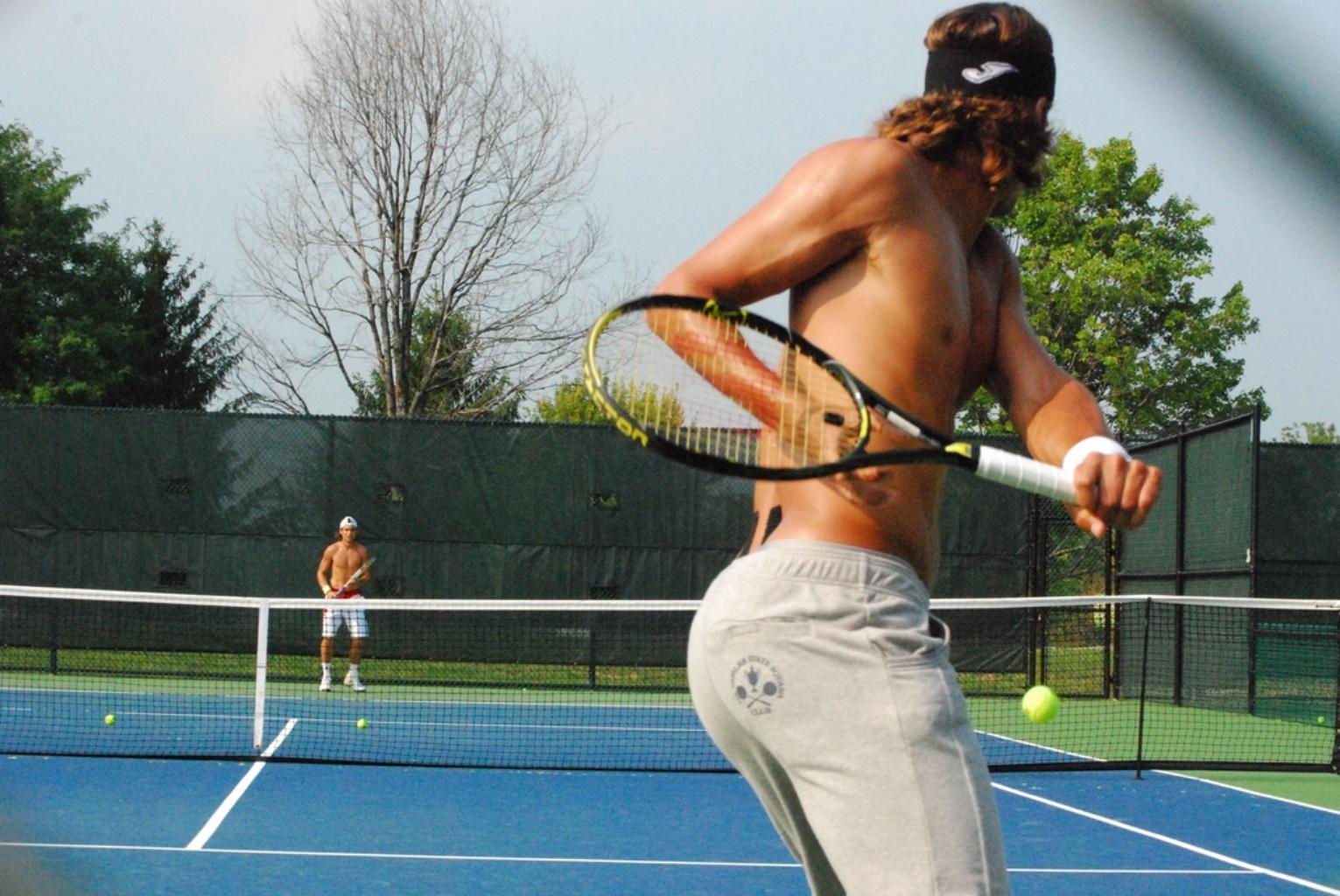 Feliciano Lopez hot ass !!!!