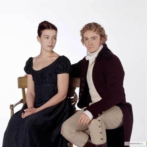 Frank Churchill and Jane Fairfax
