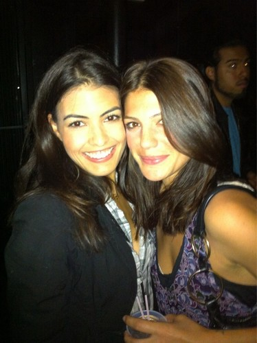 Genevieve Cortese and Nicole Tubiola