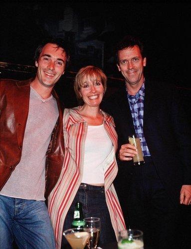 Greg, Emma & Hugh