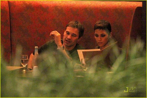 Halle Berry & Olivier Martinez: Xandros dîner rendez-vous amoureux, date