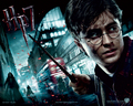 Harry - Harry Potter And The Deathly Hallows - harry-potter wallpaper