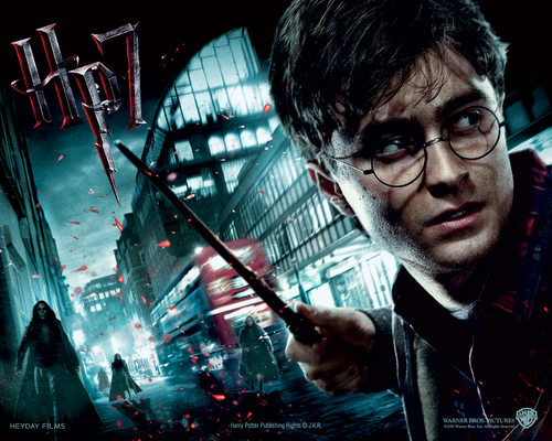 Harry - Harry Potter And The Deathly Hallows