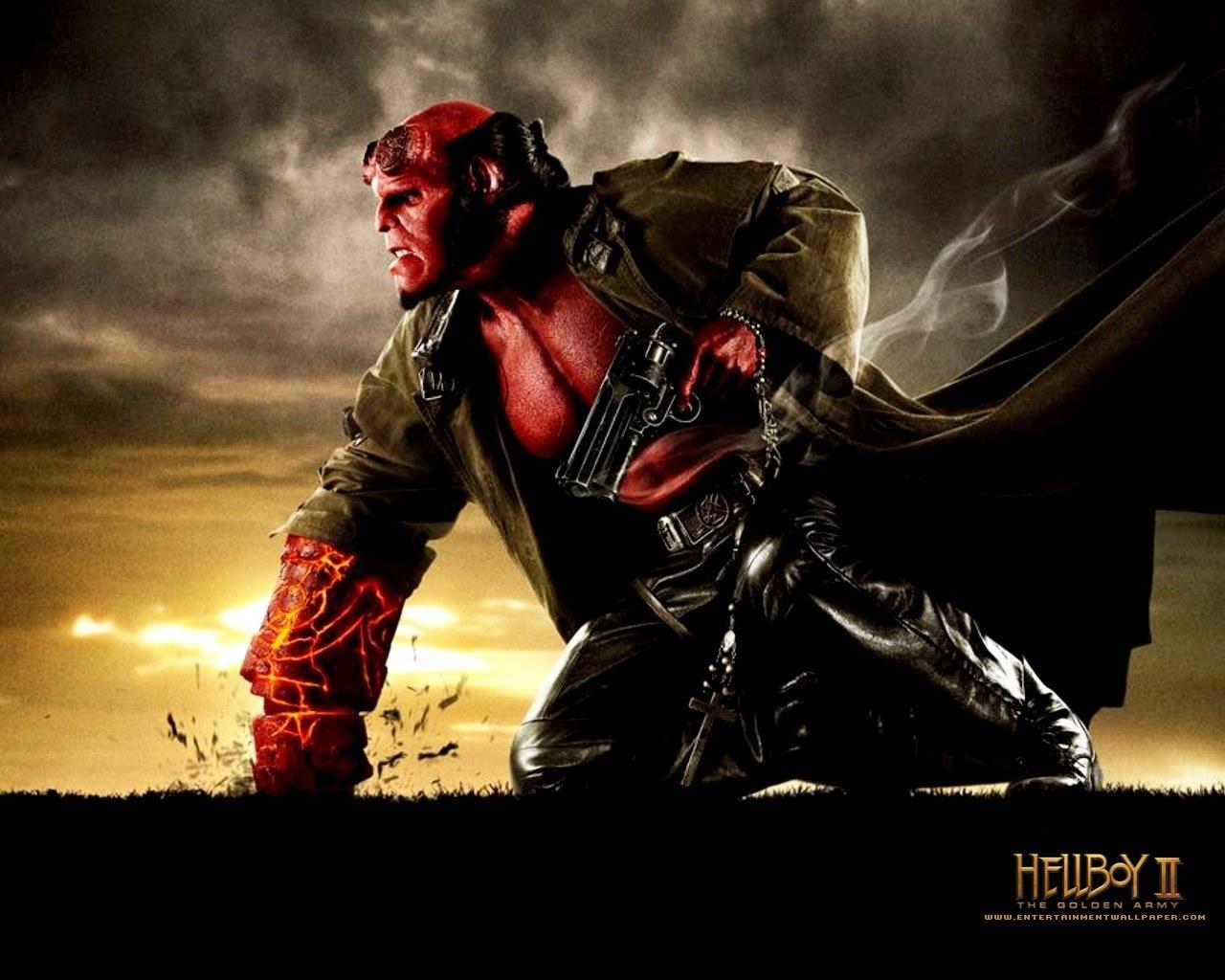 hellboy wallpaper related keywords - photo #49