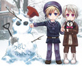 hetalia - axis powers Fanart
